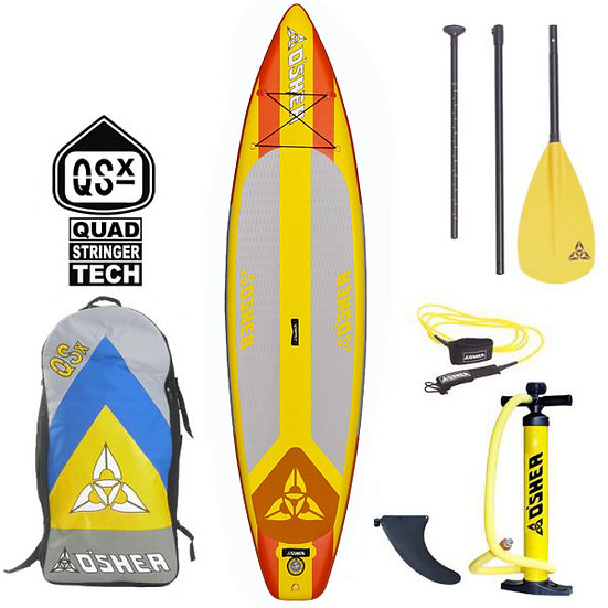 O'Shea 11'2 GT QSx Inflatable SUP 2021