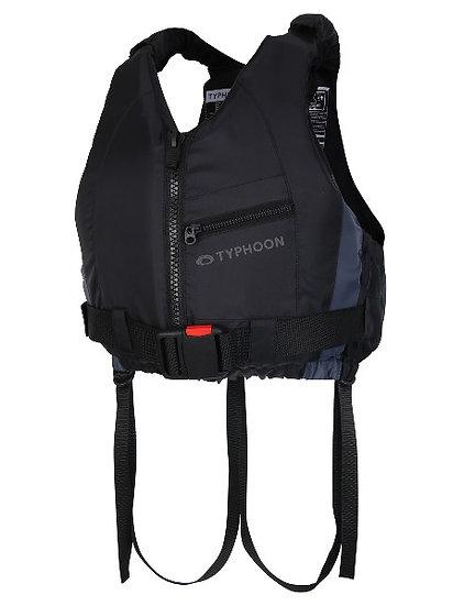 Amrok Buoyancy aid 50N Front Entry Black