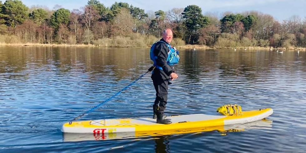 Kingussie - Avimore River SUP Exploration with Jason & John