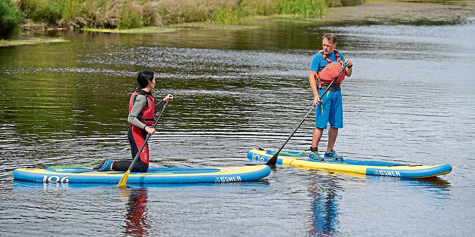ASI SUP Wise Level 1 Enclosed Flat Water