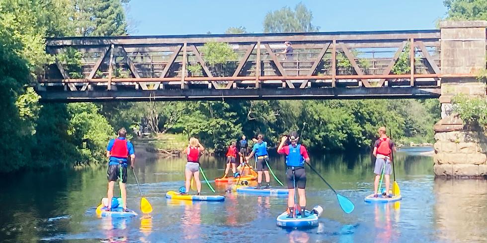Kincraig - Aviemore River SUP Exploration