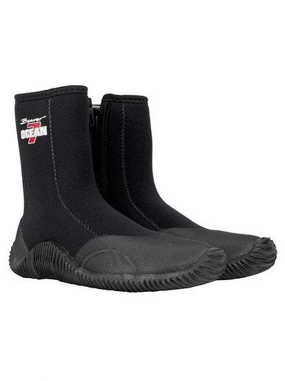 Ocean7 5mm Zipped Wetsuit Boot