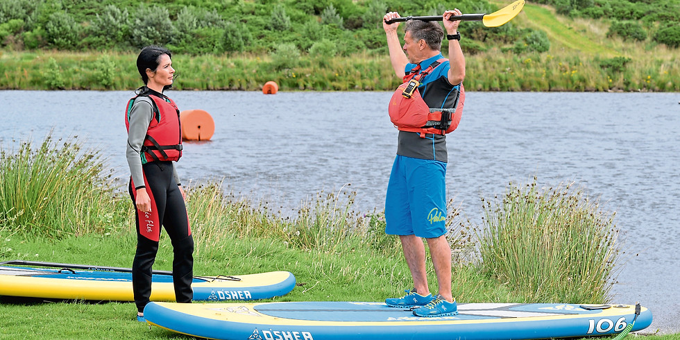 Monday Evening 1-1 SUP Session