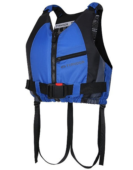 Amrok Buoyancy aid 50N Front Entry Blue