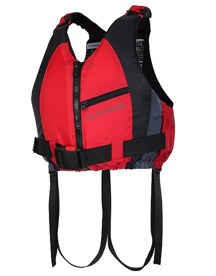 Amrok Buoyancy aid 50N Front Entry Red