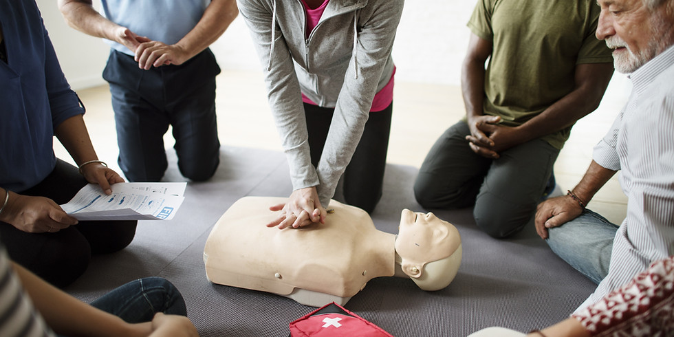 First Aid Course (1 day at work first aid)