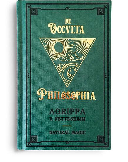 Agrippa - De Occvlta Philosophia. Vol. I - Natural Magic