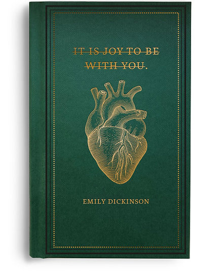 Emily Dickinson - It Is Joy To Be With You.