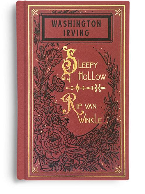 Washington Irving - The Legend of Sleepy Hollow & Rip van Winkle