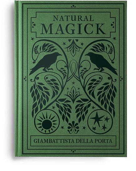 Giambattista della Porta - Natural Magick