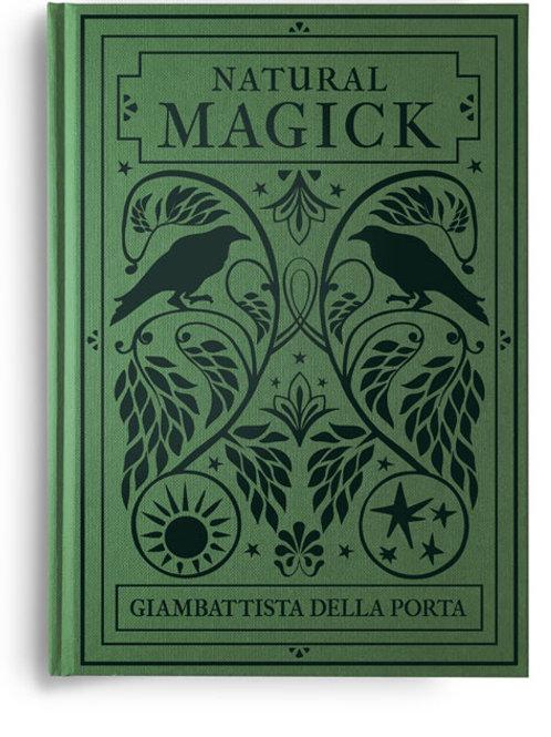 Giambattista della Porta - Natural Magick, 2nd Edition