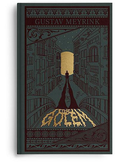 Gustav Meyrink - The Golem