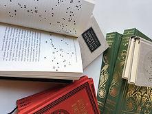 Alice Winkler, Claudio Rocchetti, Black Letter Press, Sidereus Nuncius, Natural Magick, The Red Dragon