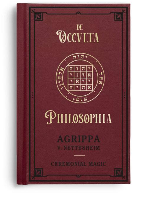 Agrippa - De Occvlta Philosophia. Vol. III - Ceremonial Magic