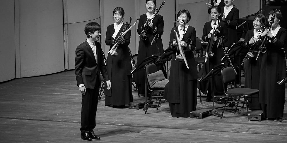 국립국악원 창작악단 기획공연 <청춘, 청어람>