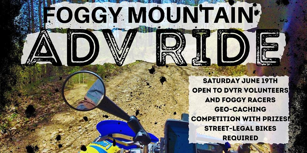 Foggy Mountain ADV Ride