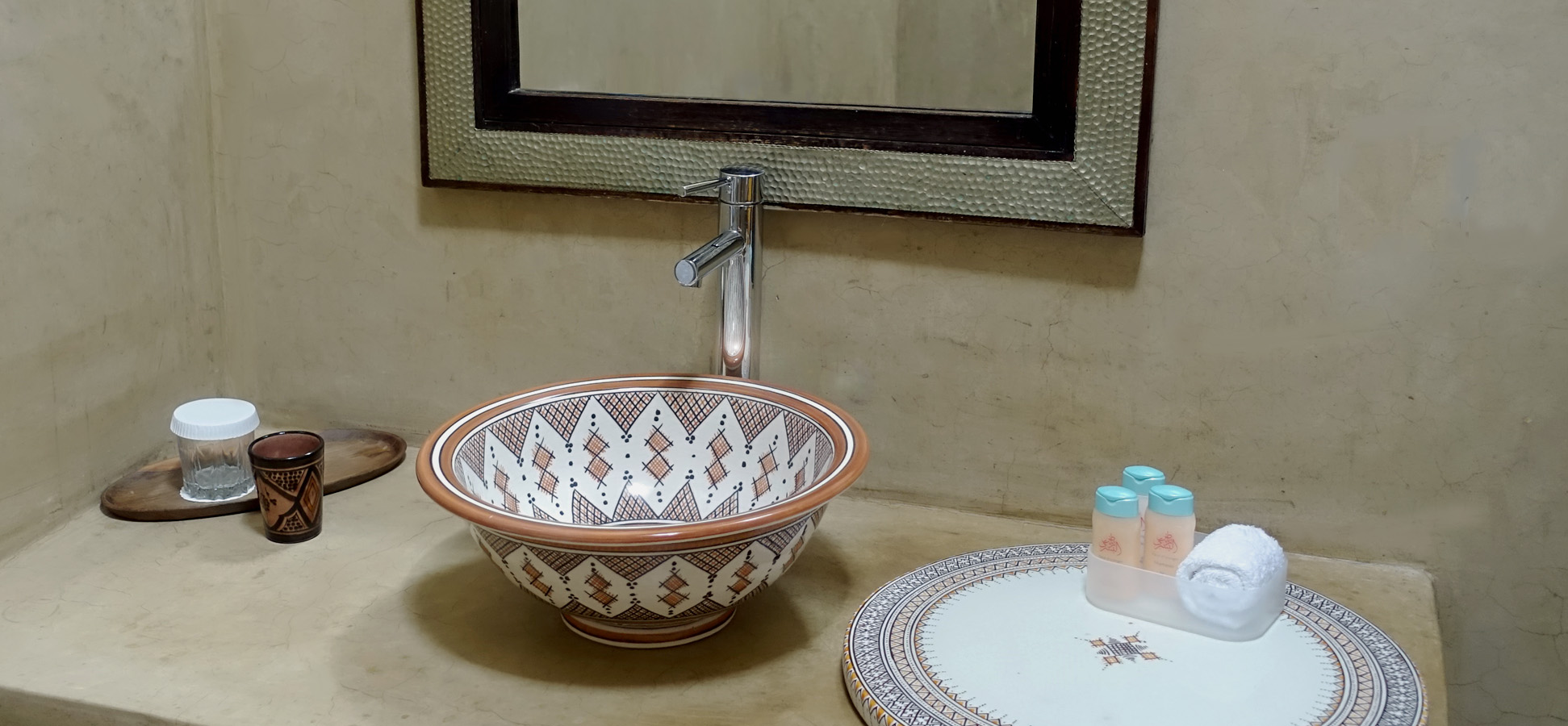 Jauzi 4 Bathroom Sink