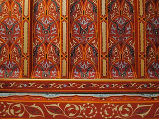 Moroccan Ceilings