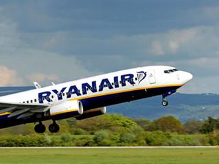 Ryanair New Flights