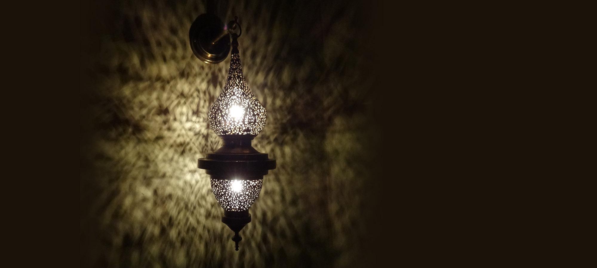 Jauzi 5 Bathroom Light