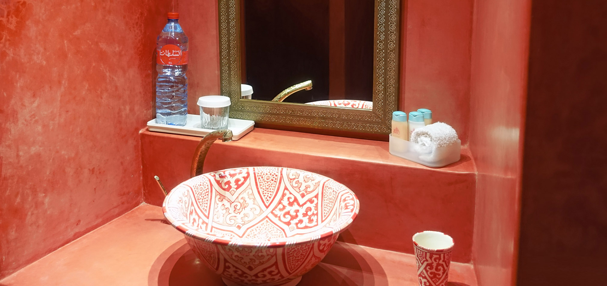4. Ahmar Bathroom