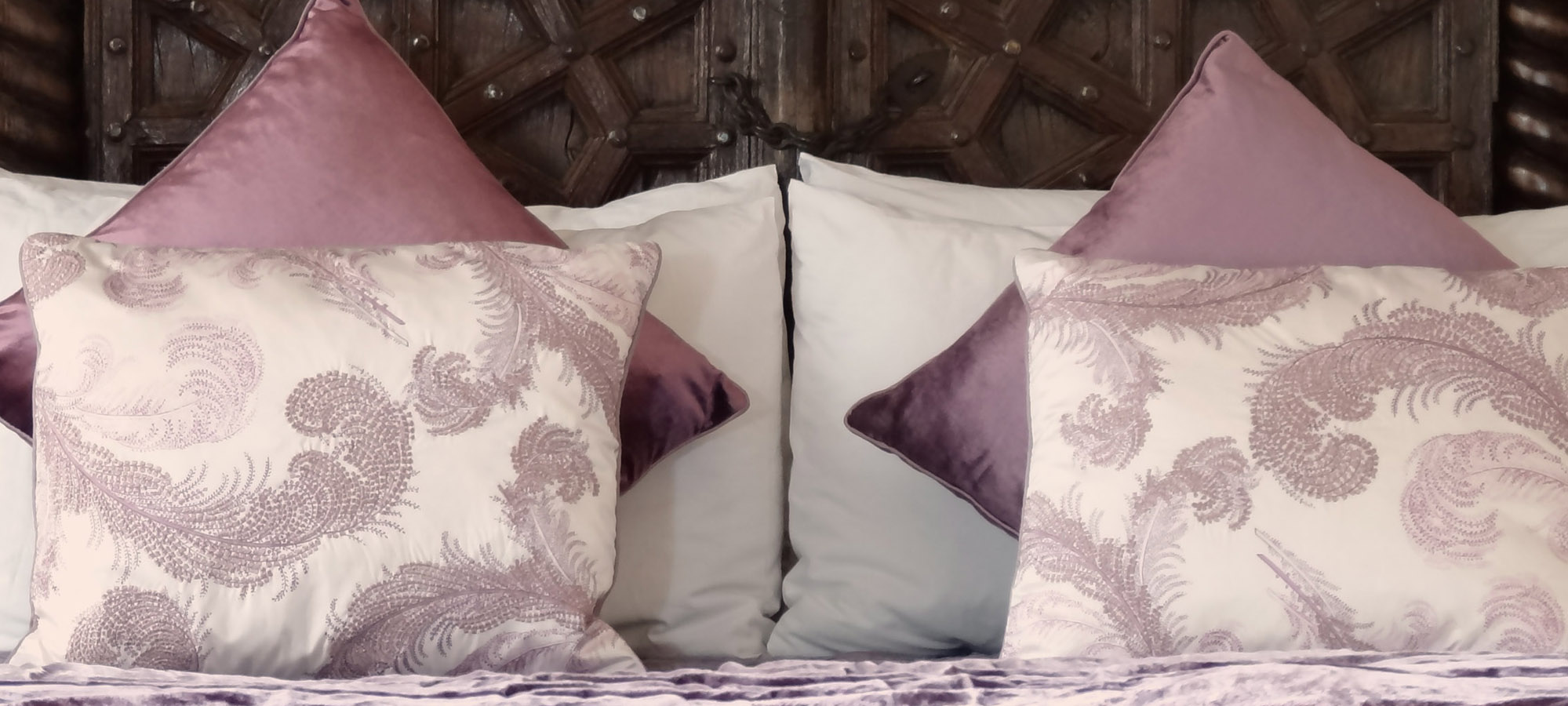1b. Argwani Pillows