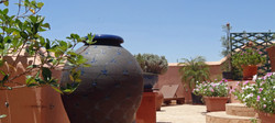 6. Gallery Terrace Black Jar