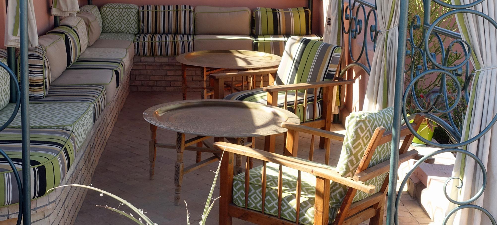 3. Gallery Terrace Gazebo