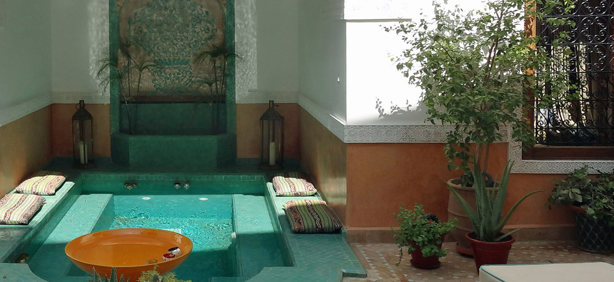 2. Gallery Riad Pool