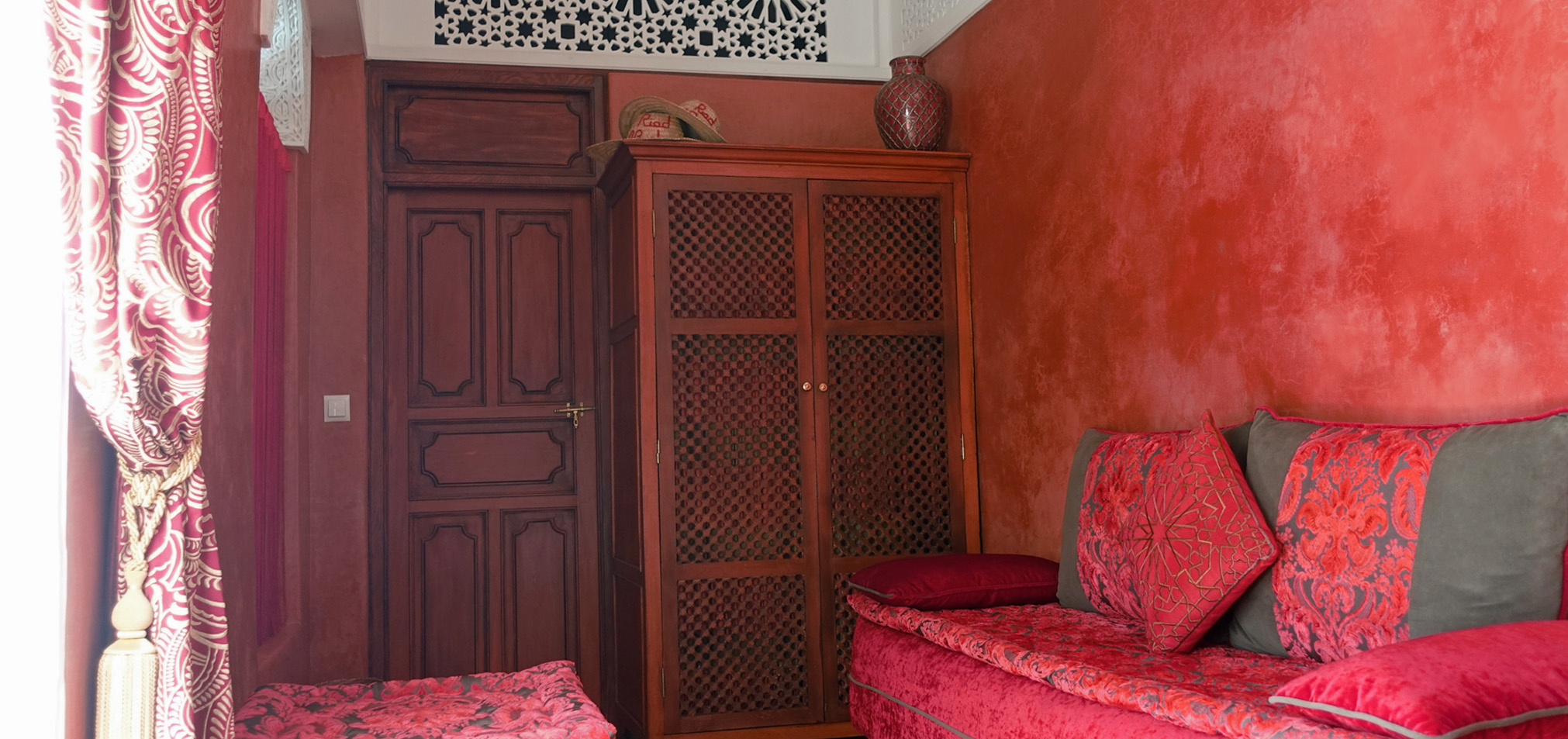 2. Ahmar Sitting Area