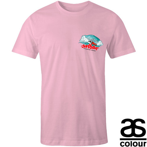 Guitar Tee - Dusty Pink