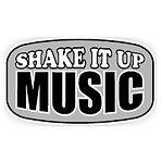 Shake it up Music Logo
