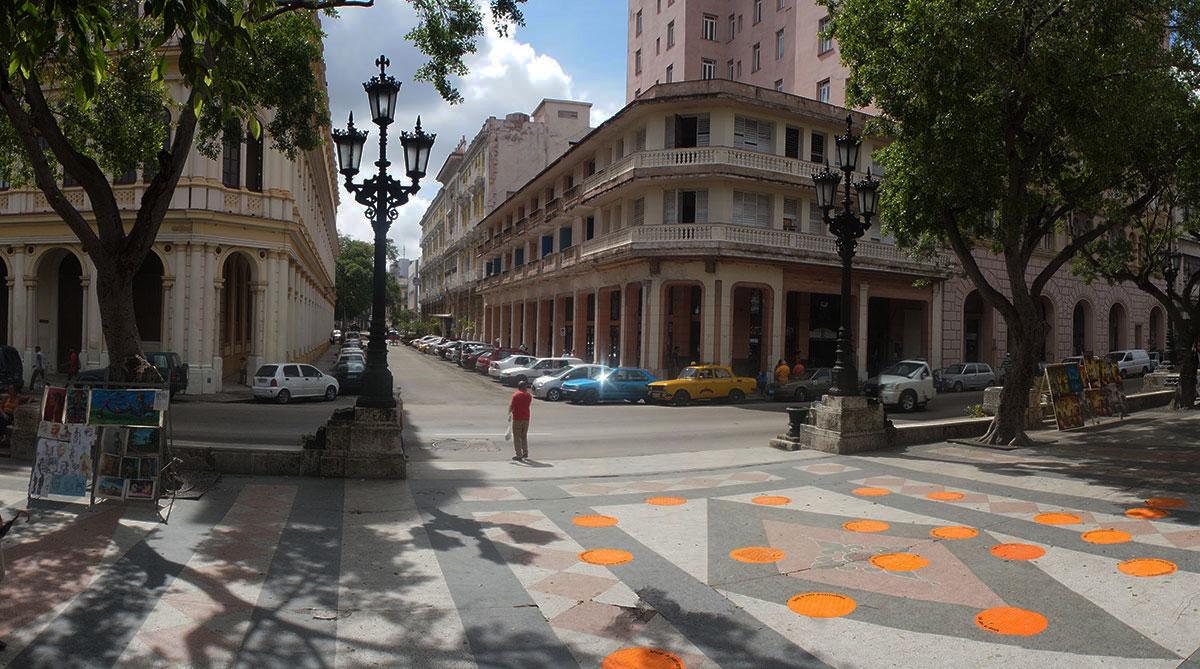 Havaana ´s main street