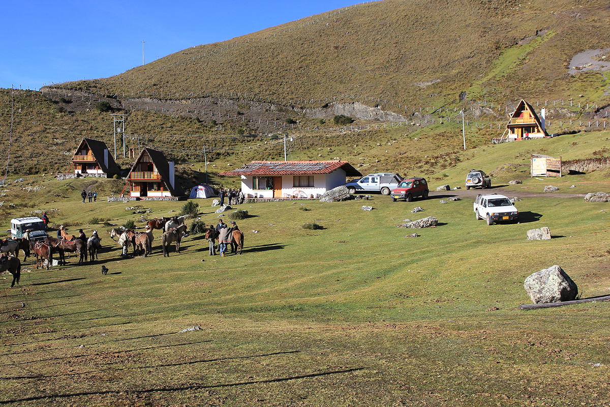 Las cabanas kanwara