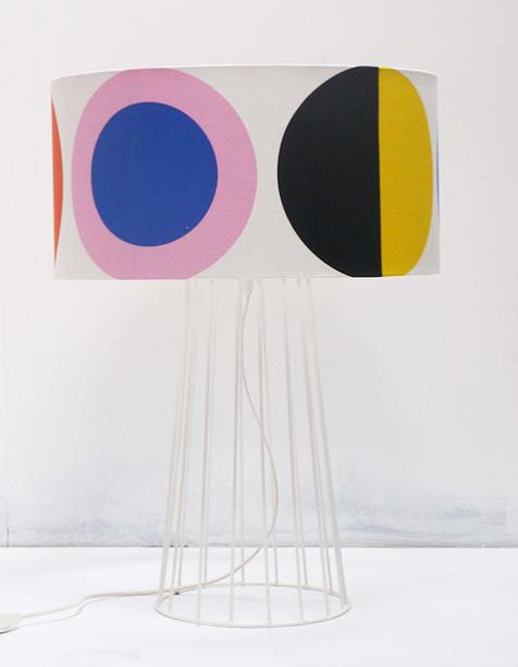 Lampara de Sobre Mesa Tate Modern 60x45cms