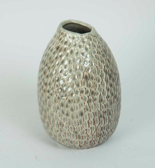 Florero Ceramica Ovalado 20x12