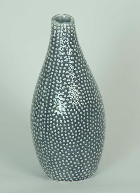 Florero Ceramica  26alto x 12 ancho