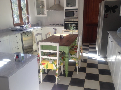 mesa de comedor vintage 120x90x75 - Comedor Vintage