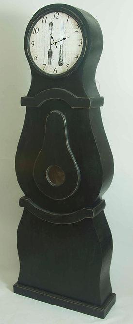 Reloj de Pie Frances Negro 180x58