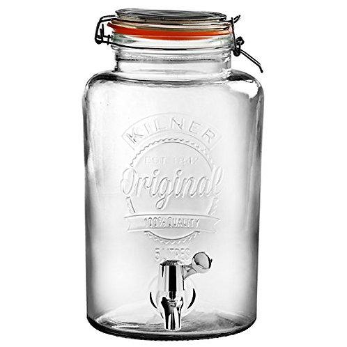 Dispensador de Jugos 8 litros Kilner