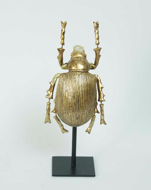 Escarabajo C/Pedestal 28x12