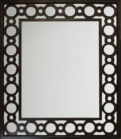Espejo redondo 90x77