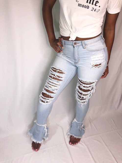 Obsession Jeans - Light Wash