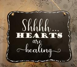Hearts healing