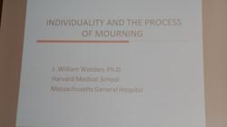 Workshop William J. Worden