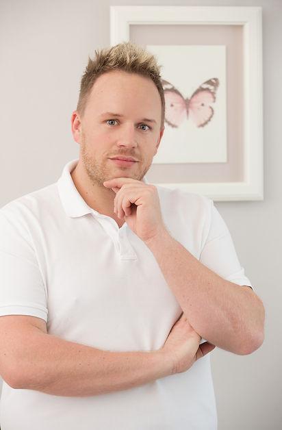 Gerd Neubauer, MSc Trauerbegleitung Psycholog