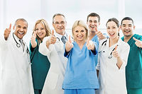 Krankenhaus Training
