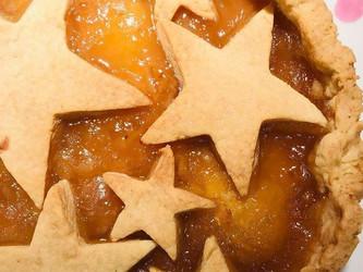 Crostata stellare al limone