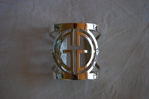 BRACCIALE MONOGRAMMA  (1mm)