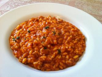 Zuppa di riso alle eccellenze umbre